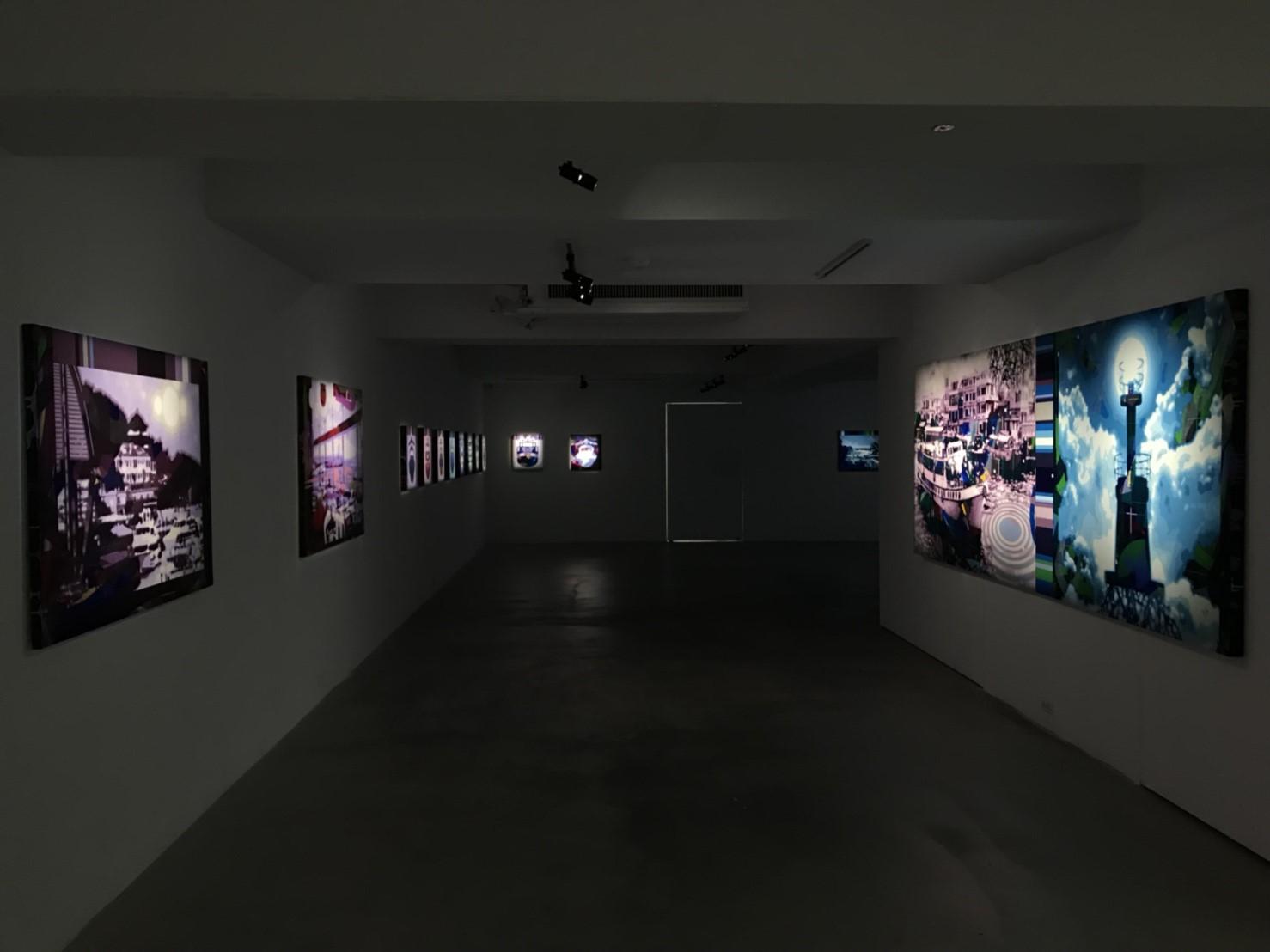 遺地風景 陳崑峰個展 VT 打燈_171213_0022