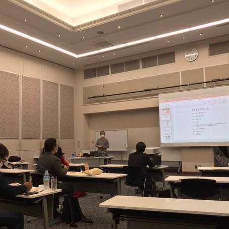 沖縄で動画制作セミナーを行いました!