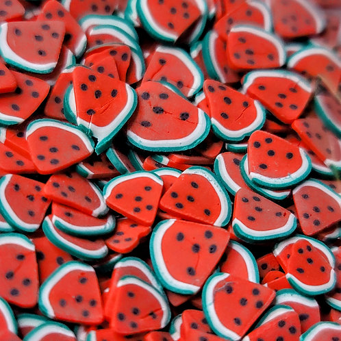 Watermelon Fruit Slices- Mold Fillers