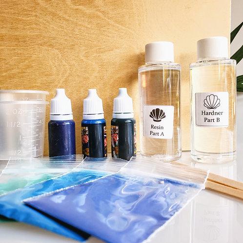 Beginners Ocean Resin Kit