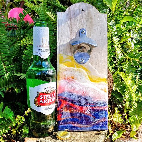 Sunset Bottle Opener