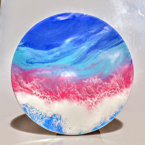 Holographic Ocean 12 inch