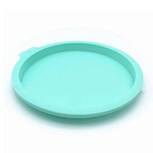 6 Inch Round XL Deep Silicone Mold