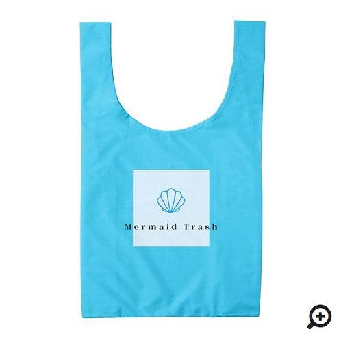 Mermaid Trash reusable bag