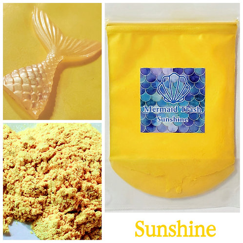 Sunshine Mica Pigment