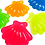 Thumbnail: Neon Glow in the Dark Sample 5 Pack