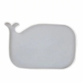 Whale Cutting Board Silicone Mold