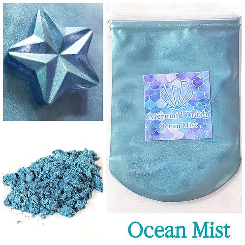 Ocean Mist Mica Pigment
