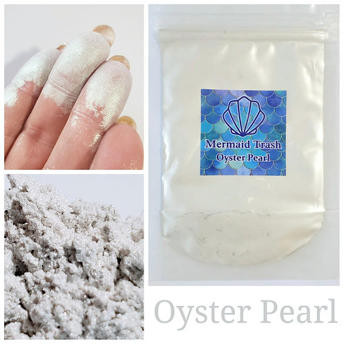 Oyster Pearl Mica Pigment