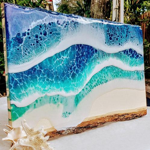 Resin Ocean waves tutorial