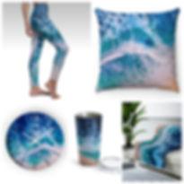 Mermaid Trash Ocean lover accessories