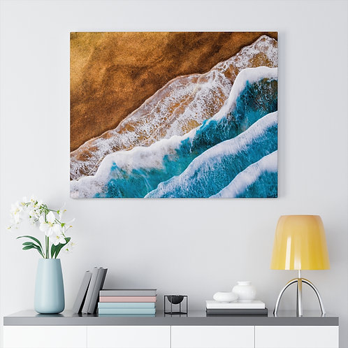 Ocean Canvas Gallery Wrap #6