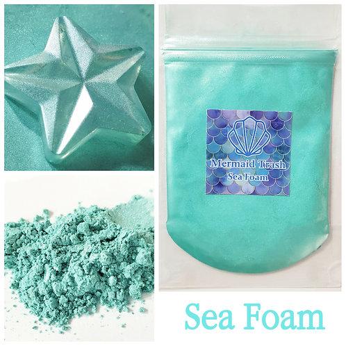 Sea Foam Mica Pigment