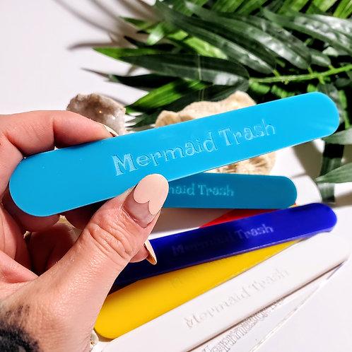 6 inch Reusable Acrylic Stir Stick