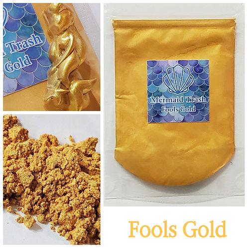 Fools Gold Mica Pigment