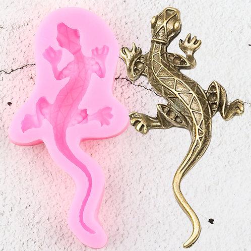 Lizard Gecko Silicone Mold