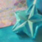 Mermaid Trash Ocean wave epoxy resin mica pigments