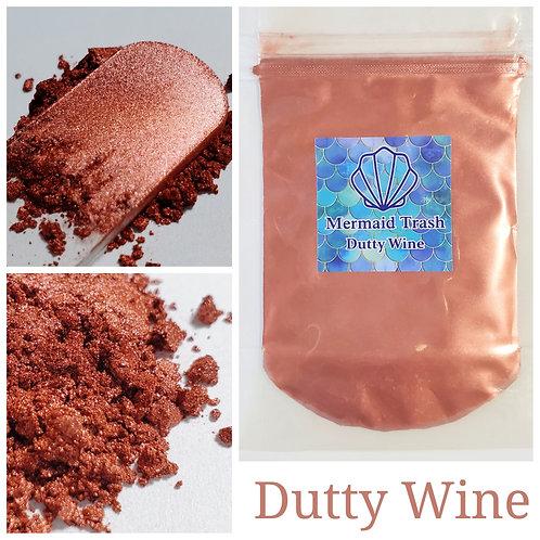 Dutty Wine Mica Pigment