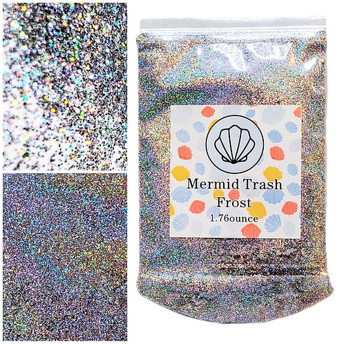 Frost- Rainbow Holographic Extra Fine Glitter