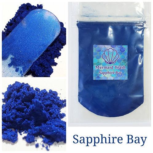 Sapphire Bay Mica Pigment