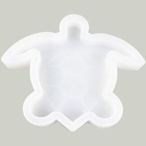 Lrg Turtle Dish Silicone Mold
