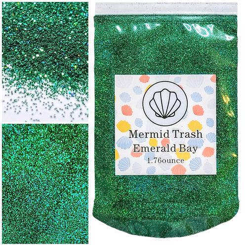 Emerald Bay- Holographic Extra Fine Glitter