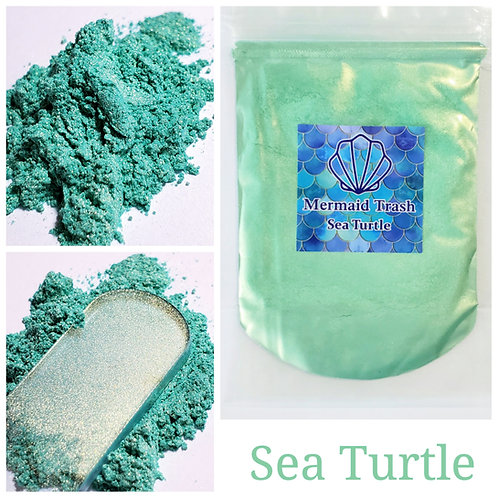 Sea Turtle Mica Pigment