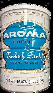 Aroma Turkish Coffee