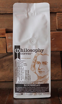 Rousseau- Cupping Notes: creamy chocolate, citrus, apricot, almond, plum