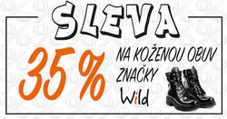 sleva wild 35