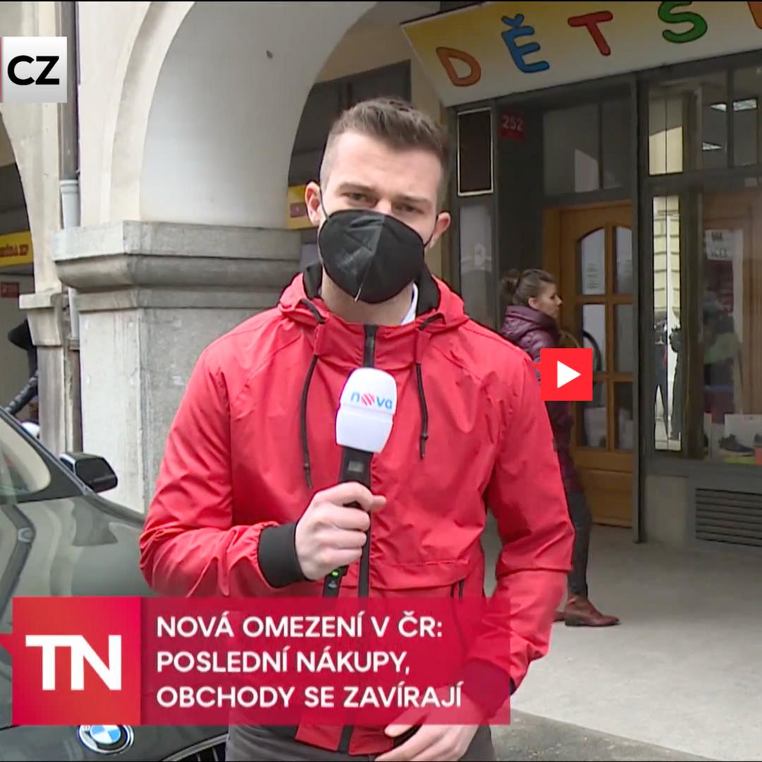 TV NOVA REPORTAGE