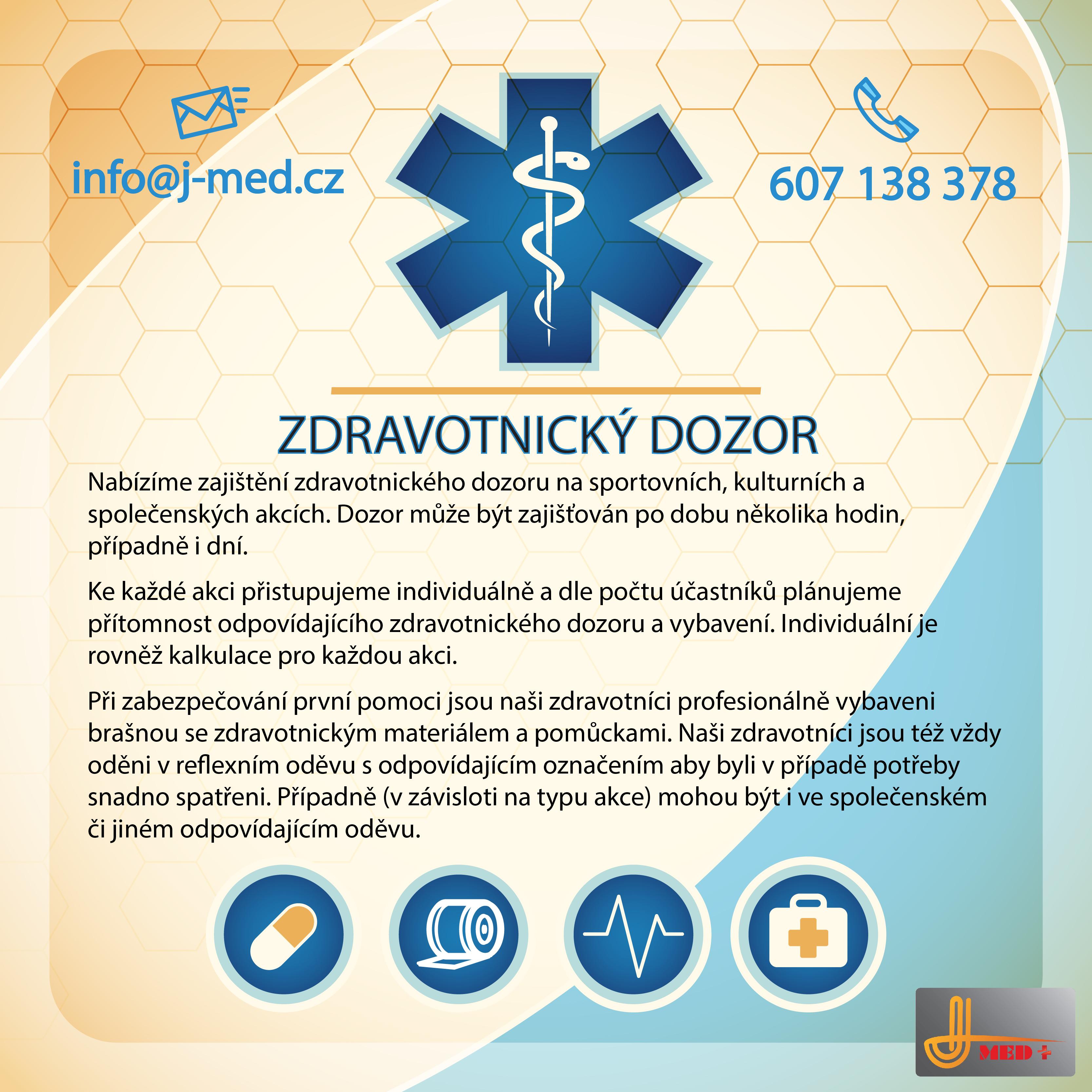 zdravotnický dozor