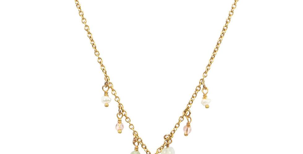 Sea Anemone Pendant Necklace