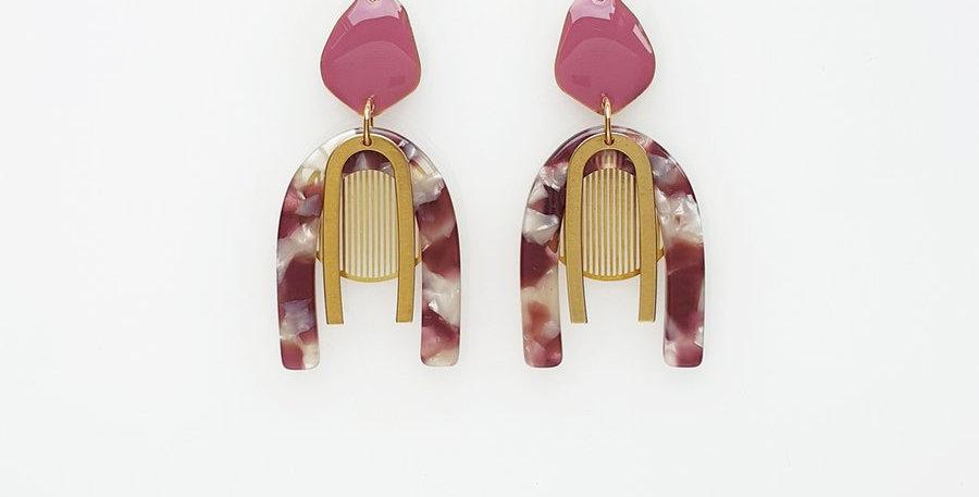 Harpist Earrings -