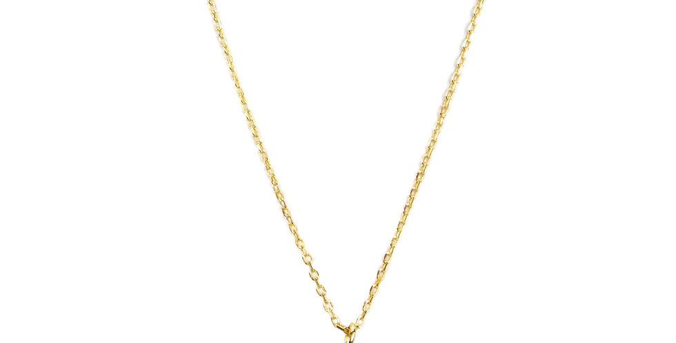 Pearl Crab Necklace