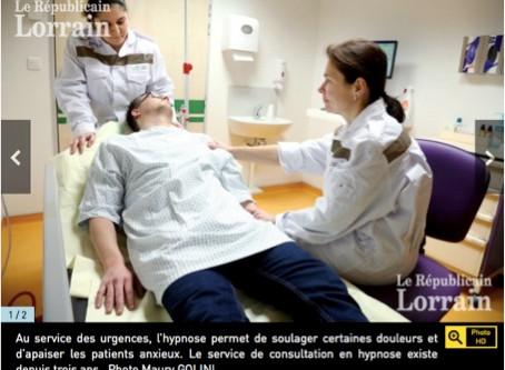 Hypnose, acupuncture et yoga pour soulager le stress à l'hôpital