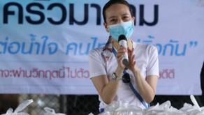 ครัวมาดาม ส่งต่อข้าวกว่า 135,000 กล่อง แทนกำลังใจให้คนไทยสู้ภัยโควิด