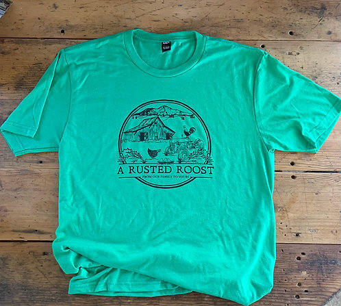 A Rusted Roost Logo Shirt
