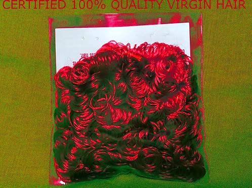 100% HIGH-GRADE REAL VIRGIN HAIR (beauty female hairs)