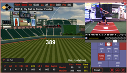 HitTrax Simulator