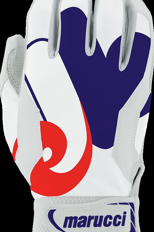 Expos Custom Batting Gloves - Marucci