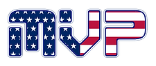 MVP Stars and Bars Logo
