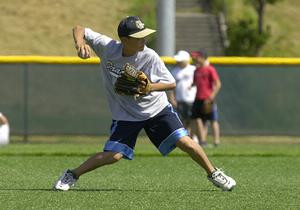 Preseason Training for Youth Baseball Players