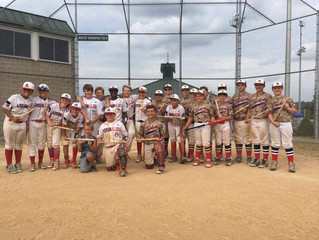 MVP Blue Jackets 11/12u Go the Distance in Championship Battle!