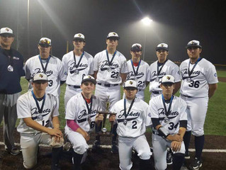 MVP Blue Jackets 18u Puts on a Show at Maplezone