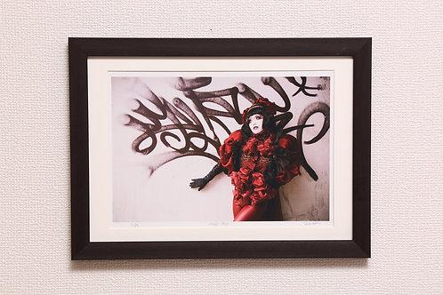 "minori mini-prints ""Bloody Mary"""
