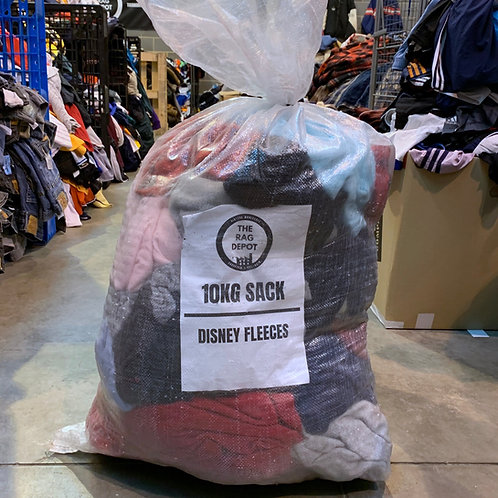 Vintage Womens Disney Fleeces (10 KG SEALED SACK)