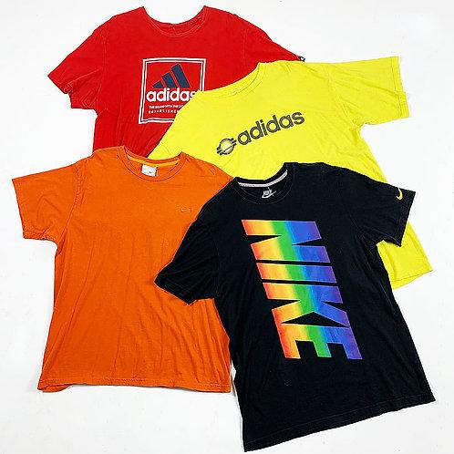 Vintage Branded Adidas/Nike T-Shirt Mix