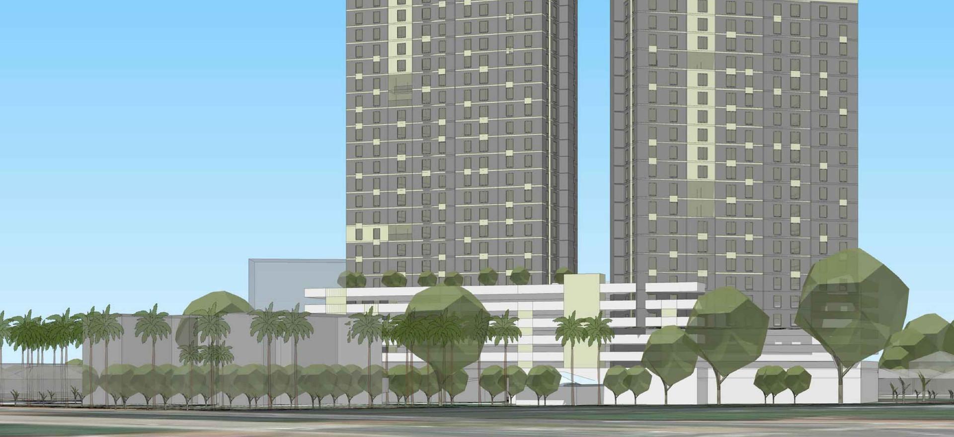 Halawa View Towers