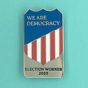 Election Worker Pin.JPG